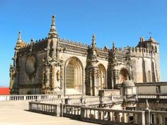 The Most Underrated #Travel #Destinations in the #World: Tomar, #Portugal played a crucial role during the Middle Ages, yet few outside of Portugal are familiar with this appealing town in the Iberian Peninsula. So, here's the scoop: It served as the #religious headquarters of the Knights Templar for a whopping 700 years.