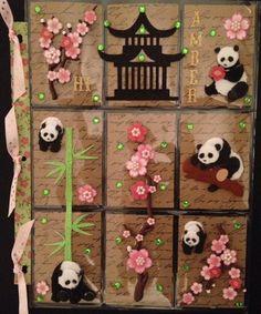 Panda Pocket letter