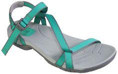 Teva Sandals Women | Teva Women's Zirra Minimalist Sports Sandal MINT