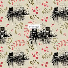 Pattern Design - Moniquilla