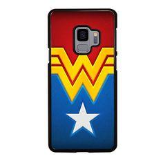 WONDER WOMAN LOGO Samsung Galaxy S4 S5 S6 S7 S8 S9 Edge Plus Note 3 4 5 8 Case Cover