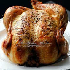 Proposal Chicken: the magic recipe that's supposed to get your man to the alter ;) ...