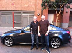 Congrats Randy, for earning his Lexus bonus from Nerium!