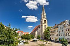 Merseburg entdecken - Touristische Ziele in der Domstadt