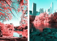 Infrared NYC: Photo Series by Paolo Pettigiani