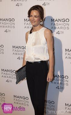 HoyModaTv estuvo en los Mango Fashion Awards :: black + white