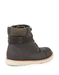 Lace Up Boots - Woolworths