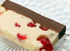 Holiday gift/treat~ chocolate-covered cherry fudge