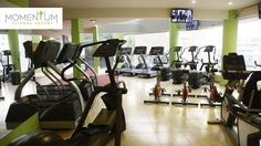 50% off 1 Month Gym Membership at Momentum Fitness Center ($32.5 instead of $65)