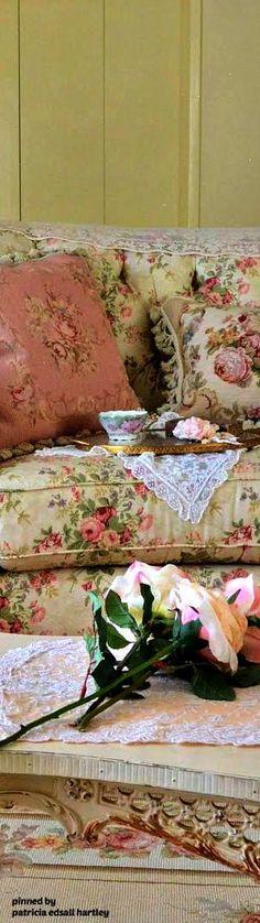 Tea in the English s