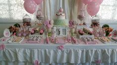 Shabby chic Birthday Party Ideas | Photo 10 of 15