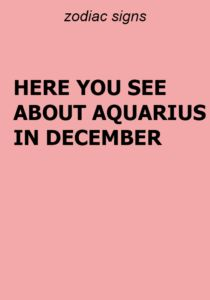 Here You See About Aquarius In December - ZodiacTypes Aquarius Facts, Sagittarius Facts, Pisces Zodiac, Zodiac Signs, Cancer Facts, Zodiac Calendar, Nature Music, Zodiac Compatibility