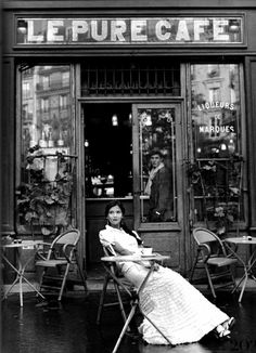 Rodney Smith, Le Pure Café, Paris on ArtStack Black White Photos, Black And White Photography, Paris Black And White, Photo Black, Vintage Photography, Street Photography, Coffee Photography, Fashion Photography, Old Photos
