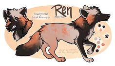OC: Ren by ranalligator