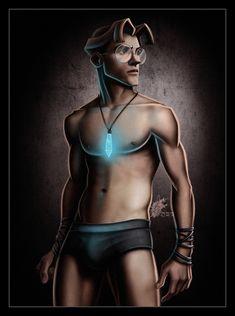 Disney Stripping Bad Boys of Disney...enormously talented artist David Kawena