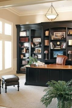 Jason's future home office room, off the foyer