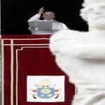 Papa Francisco en el rezo del Ángelus:  El modelo perfecto de la tierra buena de la parábola del sembrador es la Virgen María