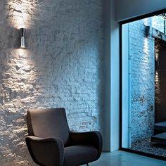 F15840: Descubre la lámpara de pared y techo Flos modelo Clessidra
