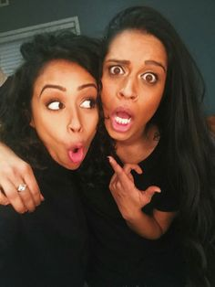 Lilly & Liza. MY LIFE IS COMPLETE! ▹Pinterest: Natalie Gill◃