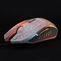 USB Optical Wired Gaming Mouse For Computer PC Laptop //Price: $11.99 & FREE Shipping //     #freeshipping