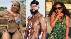 Top 5 SA Celebrities Caught In Sex Scandals - RedLive Four Year Anniversary, Trevor Noah, Twitter Trending, Ex Boyfriend, Celebs, Celebrities, Kim Kardashian, Rapper, Celebrity