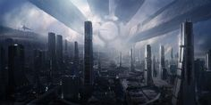 Mass Effect 2 Citadel by droot1986.deviantart.com on @deviantART