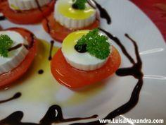 Luisa Alexandra: Salada de queijo fresco