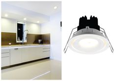 LED SPOT LIGHT EYE SERIES - Distinctively a great light for interior lighting concepts, gives stable beam of light and saves energy.   #ledspotlight #indoorlighting #accentlighting