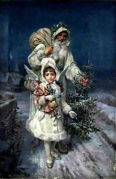 Joulusatuja