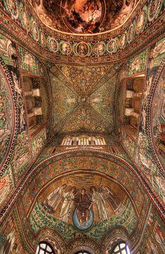 Basilica San Vitale - Ravenna Italy - by L.Clark Photography on Flickr.