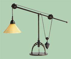 Cool Desk Lights vintage industrial style desk lamp from dw vintage lighting co