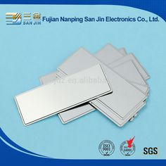 Nickel plated Chemical Etching Stepped lid