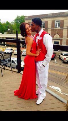 Cute prom picture