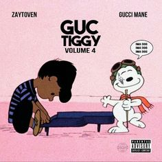 FRESH MUSIC: GUCCI MANE & ZAYTOVEN  GUCTIGGY VOL. 4   Call or whatsapp 2348063807769 For Lovablevibes Music Promotion  After dropping parts one  two  and three Gucci Mane and Zaytoven returned last night to issue a surprise fourth installment of their GucTiggy series.DOWNLOAD MP3:GUCCI MANE & ZAYTOVEN  GUCTIGGY VOL. 4  FOREIGN MUSIC