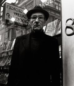 """""""A paranoid is someone who knows a little of what's going on. A psychotic is a guy who's just found out what's going on."""" - William S. Burroughs"""