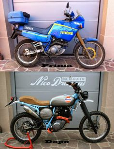 """XTG """"Gigi"""" in Gulf Livery - Before/After!"""