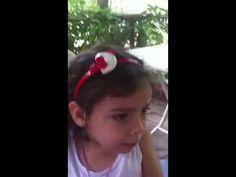 Ben Beşiktaş tutmak istiyorum oruç değil :) Ersen'in dünya tatlısı kızı Bade... :) Eminim izledikten sonra sizde Bade'yi ısırmak isteyeceksiniz... :)