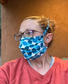 Mask – for a Nurse by a Nurse : 15 Steps (with Pictures) – Instructables A. Mask – for a Nurse by a Nurse : 15 Steps (with Pictures) – Instructables Small Sewing Projects, Sewing Hacks, Sewing Tutorials, Sewing Tips, Sewing Ideas, Craft Projects, Diy Mask, Diy Face Mask, Costura Diy