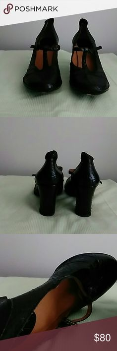 Leather Snake Skin Heels Leather Snake Skin Strap Heels Frye Shoes Heels