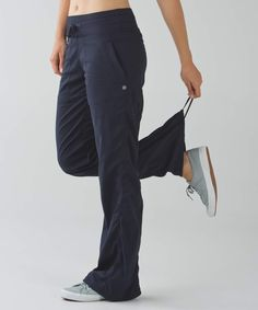 5128012f1c Naval blue DSP *unlined size 4 Lululemon Pants, Lululemon Athletica,  Athletic Pants,