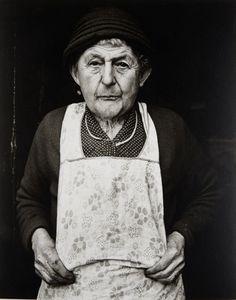 Miss Redpath, Regaby (Isle of Man Portfolio) 1973