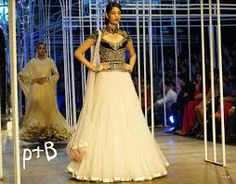 White Indian Designer outfits