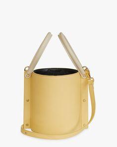 Cubo Bucket Bag | #BucketBag | #Bag | Calf Leather, Leather Shoulder Bag, Shoulder Strap, Cloth Bags, Card Wallet, Evening Bags, Mini Bag, Saddle Bags, Bag Accessories