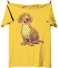 Have you ever wanted a fun animal t shirt, but weren't able to settle on what kind of animal you wanted?