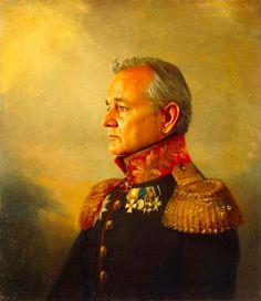 01 - Bill Murray in uniform