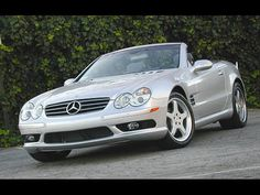 Mercedes Benz SL500  I loved having this car and allowing my hair to blow in the wind.