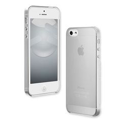 Switcheasy Nude Plastic Case for iPhone 5 - UltraClear