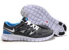 www.jordanse.com/... #NIKE #FREE RUN 2 GREY WHITE BLUE FOR #SALEOnly$72.00 Free Shipping!