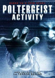 Poltergeist Activity, Movie on DVD, Horror Movies, new horror movies, new horror movies on DVD