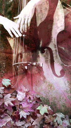 'Herbst Sonate - Autumn Sonata' von Harald Fischer bei artflakes.com als Poster oder Kunstdruck $20.09